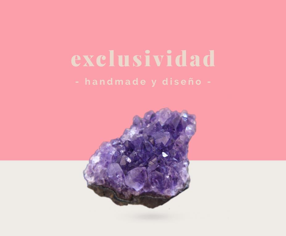 Exclusividad. Handmade y diseño